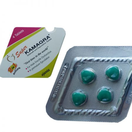 Kamagra Super Tabs Tabletter Pack