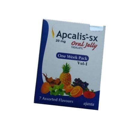 Kj  Pe Apcalis SX Oral Jelly 100 Norge